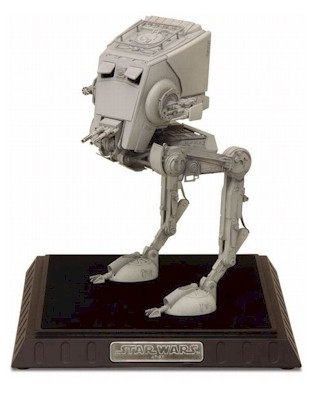 Code 3 Star Wars die cast AT-ST walker